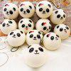 Jumbo Squishy Cartoon Style Hang décoration jouet 9pcs - MULTICOLORE