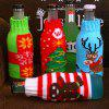 MCYH YH595 Christmas Creative Wine Set 1PC - MULTICOLORE