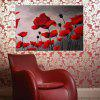 Hua Tuo Modern Hand Painted Wall Art Flowers Oil Painting - COLORMIX