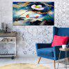 Hua Tuo Modern Hand Painted Wall Art Flower Oil Painting - COLORMIX