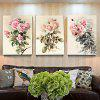 Colourful GWP - 0014 Rose Flowers Inkjet Canvas Print 3PCS - COLORMIX