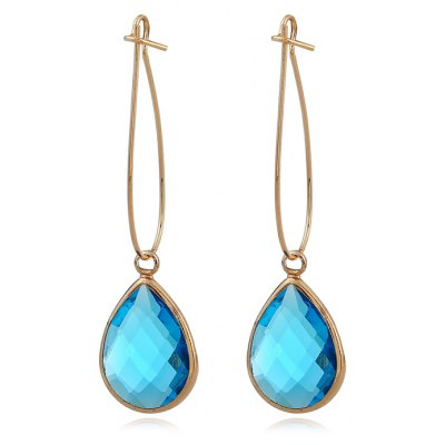 Elegant Women Drop Pendant Earrings