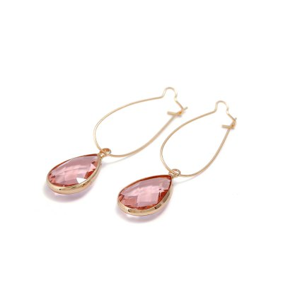 Elegant Women Drop Pendant EarringsEarrings<br>Elegant Women Drop Pendant Earrings<br><br>Package Contents: 1 x Pair of Earrings<br>Package weight: 0.0300 kg<br>Product weight: 0.0100 kg<br>Style: Fashion<br>Type: Earrings
