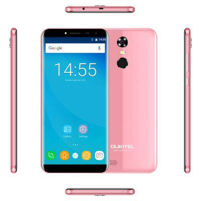 OUKITEL C8 3G PhabletCell phones<br>OUKITEL C8 3G Phablet<br><br>2G: GSM 1800MHz,GSM 1900MHz,GSM 850MHz,GSM 900MHz<br>3G: WCDMA B1 2100MHz,WCDMA B8 900MHz<br>Additional Features: Alarm, Bluetooth, Calculator, Calendar, Fingerprint recognition, Fingerprint Unlocking, GPS, MP3, MP4, WiFi, 3G<br>Back Case: 1<br>Back-camera: 8.0MP ( SW 13.0MP )<br>Battery Capacity (mAh): 1 x 3000mAh<br>Bluetooth Version: V4.0<br>Brand: OUKITEL<br>Camera type: Dual cameras (one front one back)<br>Cell Phone: 1<br>Cores: 1.3GHz, Quad Core<br>CPU: MTK6580A<br>English Manual: 1<br>External Memory: TF card up to 32GB (not included)<br>Front camera: 2.0MP ( SW 5.0MP )<br>Google Play Store: Yes<br>GPU: Mali-400 MP<br>I/O Interface: Micophone, TF/Micro SD Card Slot, Speaker, Micro USB Slot, 1 x Nano SIM Card Slot, 3.5mm Audio Out Port, 1 x Micro SIM Card Slot<br>Language: Afrikaans, Indonesian, Malay, Czech, Danish, Germany(German), Germany (Austria), English(United Kingdom), English(United States), Spanish(Espana), Spanish(Estados Unidos), Filipino, French, Croatian,<br>Music format: WAV, FLAC, AMR, AAC, MP3, OGG<br>Network type: GSM,WCDMA<br>OS: Android 7.0<br>Package size: 17.00 x 9.30 x 4.35 cm / 6.69 x 3.66 x 1.71 inches<br>Package weight: 0.3240 kg<br>Picture format: BMP, GIF, PNG, JPG, JPEG<br>Power Adapter: 1<br>Product size: 14.70 x 7.00 x 1.02 cm / 5.79 x 2.76 x 0.4 inches<br>Product weight: 0.1650 kg<br>RAM: 2GB RAM<br>ROM: 16GB<br>Screen resolution: 1280 x 640<br>Screen size: 5.5 inch<br>Screen type: 2.5D Arc Screen<br>Sensor: Ambient Light Sensor,Gravity Sensor,Proximity Sensor<br>Service Provider: Unlocked<br>SIM Card Slot: Dual SIM, Dual Standby<br>SIM Card Type: Micro SIM Card, Nano SIM Card<br>Type: 3G Phablet<br>USB Cable: 1<br>Video format: MP4, MKV, FLV, AVI, 3GP<br>Video recording: Yes<br>WIFI: 802.11b/g/n wireless internet<br>Wireless Connectivity: 3G, GPS, Bluetooth, WiFi, GSM