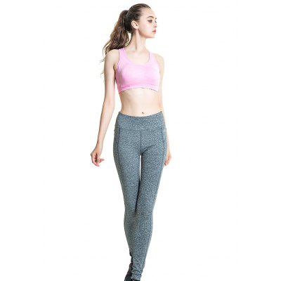 PolarFire Female Elastic Tight Breathable Sports Pants