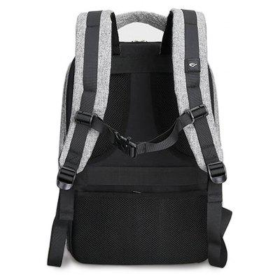 Men Chic Multifunctional Water-resistant Laptop BackpackBackpacks<br>Men Chic Multifunctional Water-resistant Laptop Backpack<br><br>Features: Wearable<br>Gender: Men<br>Material: Oxford Fabric<br>Package Size(L x W x H): 34.00 x 4.00 x 46.00 cm / 13.39 x 1.57 x 18.11 inches<br>Package weight: 1.2500 kg<br>Packing List: 1 x Backpack<br>Product weight: 1.0500 kg<br>Style: Business, Fashion<br>Type: Backpacks