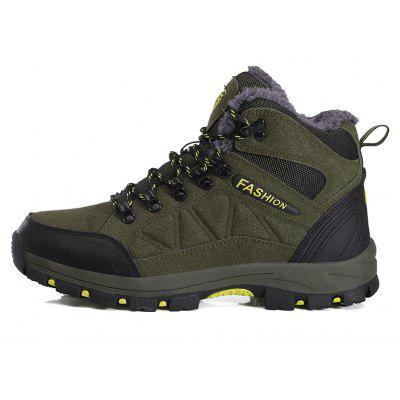 Men Comfortable Anti-skidding Durable Hiking ShoesAthletic Shoes<br>Men Comfortable Anti-skidding Durable Hiking Shoes<br><br>Closure Type: Lace-Up, Lace-Up<br>Contents: 1 x Pair of Shoes , 1 x Pair of Shoes<br>Function: Slip Resistant, Puncture Resistant, Slip Resistant, Puncture Resistant<br>Materials: Rubber, Suede<br>Occasion: Sports<br>Outsole Material: Rubber, Rubber<br>Package Size ( L x W x H ): 33.00 x 24.00 x 13.00 cm / 12.99 x 9.45 x 5.12 inches, 33.00 x 24.00 x 13.00 cm / 12.99 x 9.45 x 5.12 inches<br>Package Weights: 0.9500kg, 0.9500kg<br>Product Weights: 0.7500kg, 0.7500kg<br>Seasons: Winter, Winter<br>Style: Comfortable, Comfortable<br>Toe Shape: Round Toe, Round Toe<br>Type: Hiking Shoes<br>Upper Material: Suede, Suede