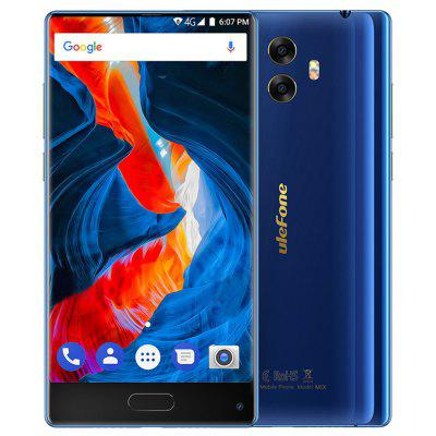 Ulefone Mix 4G Phablet - BLUE 4+64GB