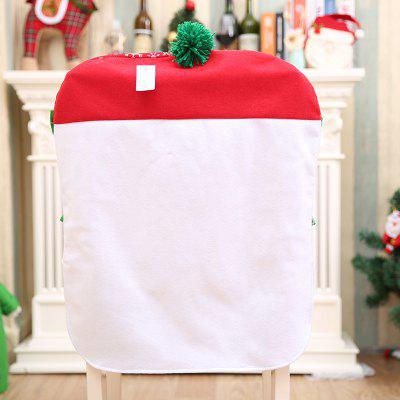 MCYH YH601 Christmas Snowman Chair Sets 1PCChristmas Supplies<br>MCYH YH601 Christmas Snowman Chair Sets 1PC<br><br>Brand: MCYH<br>For: Friends, Kids, Parents<br>Material: Nonwoven<br>Package Contents: 1 x Chair Cover<br>Package size (L x W x H): 72.00 x 50.00 x 2.00 cm / 28.35 x 19.69 x 0.79 inches<br>Package weight: 0.1500 kg<br>Product weight: 0.1000 kg<br>Usage: Birthday, Party, Christmas