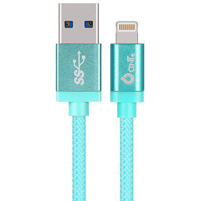 OaNT 1.5m 8 Pin USB 3.0 Data Sync Charging Cable Cord