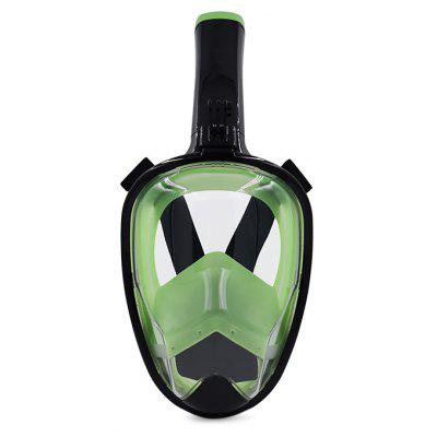 Aileap SNK01 Portable Full Dry Type Diving Mask