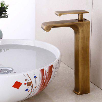 LINGHAO HL - 260 Antique Style Bathroom Sink Faucet