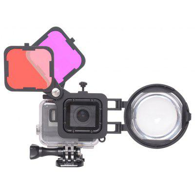 Fantaseal 3 in 1 Diving Reflector Set for GoPro HERO5