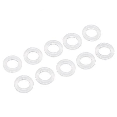 O-Ring Keycap Rubber for Mechanical Keyboard 10PCSKeyboards<br>O-Ring Keycap Rubber for Mechanical Keyboard 10PCS<br><br>Material: ABS<br>Package Contents: 10 x O-Ring Keycap Rubber<br>Package size (L x W x H): 10.60 x 7.00 x 1.00 cm / 4.17 x 2.76 x 0.39 inches<br>Package weight: 0.0040 kg<br>Product size (L x W x H): 1.00 x 1.00 x 0.20 cm / 0.39 x 0.39 x 0.08 inches<br>Product weight: 0.0030 kg