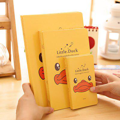 Creative Mini Note Book Cartoon NoteBook A6 1PCNotebooks &amp; Pads<br>Creative Mini Note Book Cartoon NoteBook A6 1PC<br><br>Material: Paper<br>Package Contents: 1 x Notebook<br>Package size (L x W x H): 14.80 x 9.20 x 2.00 cm / 5.83 x 3.62 x 0.79 inches<br>Package weight: 0.0400 kg<br>Product size (L x W x H): 13.80 x 8.20 x 1.00 cm / 5.43 x 3.23 x 0.39 inches<br>Product weight: 0.0310 kg<br>Type: Cartoon