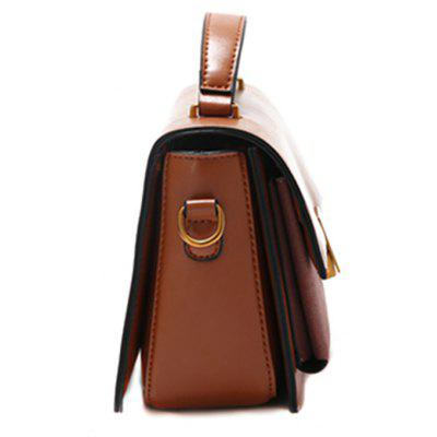 Retro PU Leather Dual-purpose Crossbody Bag for WomenHandbags<br>Retro PU Leather Dual-purpose Crossbody Bag for Women<br><br>Features: Wearable<br>For: Daily Use, Shopping<br>Gender: Women<br>Material: PU<br>Package Size(L x W x H): 28.00 x 13.00 x 21.00 cm / 11.02 x 5.12 x 8.27 inches<br>Package weight: 0.5300 kg<br>Packing List: 1 x Crossbody Bag<br>Product Size(L x W x H): 22.00 x 10.00 x 17.00 cm / 8.66 x 3.94 x 6.69 inches<br>Product weight: 0.4200 kg<br>Style: Casual, Classics, Fashion<br>Type: Shoulder bag