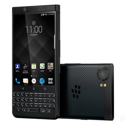 BlackBerry KEYone 4G SmartphoneCell phones<br>BlackBerry KEYone 4G Smartphone<br><br>2G: GSM 1800MHz,GSM 1900MHz,GSM 900MHz<br>3G: WCDMA B1 2100MHz,WCDMA B2 1900MHz,WCDMA B5 850MHz,WCDMA B8 900MHz<br>4G LTE: FDD B1 2100MHz,FDD B3 1800MHz,FDD B5 850MHz,FDD B7 2600MHz,FDD B8 900MHz<br>AC adapter: 100-240V 5V 2A<br>Additional Features: Hall Sensor, Gravity Sensing, GPS, Camera, Calendar, Calculator, Browser, Bluetooth, Alarm, 3G, 4G, MP3, MP4, Proximity Sensing, WiFi<br>Auto Focus: Yes<br>Back camera: 12.0MP<br>Battery Capacity (mAh): 4.4V / 3505mAh ( typ )<br>Battery Type: Non-removable<br>Bluetooth Version: Bluetooth V4.2<br>Brand: Blackberry<br>Camera type: Dual cameras (one front one back)<br>Cell Phone: 1<br>Cores: 2.0GHz, Octa Core<br>CPU: Qualcomm Snapdragon 625 (MSM8953)<br>English Manual: 1<br>External Memory: TF card up to 2TB (not included)<br>Front camera: f/2.2, 8.0MP<br>Google Play Store: No<br>GPU: Adreno 506<br>I/O Interface: Type-C, TF/Micro SD Card Slot, 3.5mm Audio Out Port, 1 x Nano SIM Card Slot<br>Language: Multi-language<br>Music format: AAC, MP3<br>Network type: FDD-LTE,GSM,TD-SCDMA,TDD-LTE,WCDMA<br>OS: Android 7.1<br>Package size: 18.50 x 11.10 x 7.30 cm / 7.28 x 4.37 x 2.87 inches<br>Package weight: 0.5610 kg<br>Picture format: GIF, JPG, PNG, JPEG, BMP<br>Pixels Per Inch (PPI): 433<br>Power Adapter: 1<br>Product size: 14.91 x 7.24 x 0.94 cm / 5.87 x 2.85 x 0.37 inches<br>Product weight: 0.1870 kg<br>RAM: 4GB RAM<br>ROM: 64GB<br>Screen resolution: 1620 x 1080<br>Screen size: 4.5 inch<br>Screen type: Capacitive<br>Sensor: Accelerometer,Ambient Light Sensor,Gyroscope,Hall Sensor,Proximity Sensor<br>Service Provider: Unlocked<br>SIM Card Slot: Single SIM<br>SIM Card Type: Nano SIM Card<br>TD-SCDMA: TD-SCDMA B34/B39<br>TDD/TD-LTE: TD-LTE B38/B39/B40/41<br>Type: 4G Smartphone<br>USB Cable: 1<br>Video format: AVC, AVI, 3GP, MP4, MPEG4<br>Video recording: 2160P<br>WIFI: 802.11a/b/g/n/ac wireless internet<br>Wireless Connectivity: A-GPS, Dual Band WiFi
