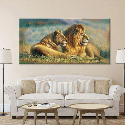 ... Lions Wall Art Photo. Mintura HY150132 Prints Email Only