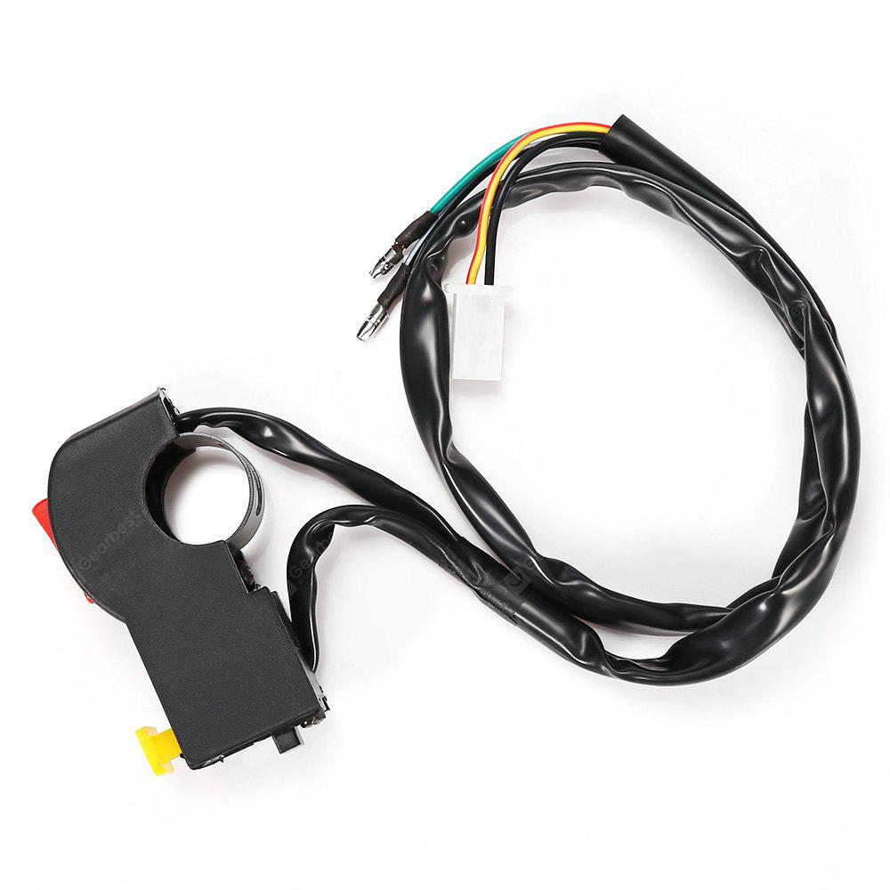 Motorcycle Handlebar Right Switch