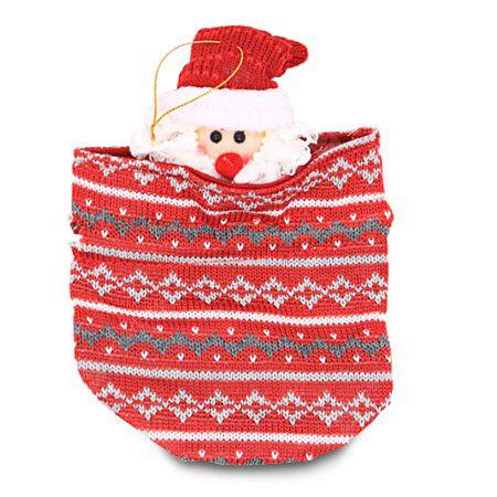 Frutta Container Candy Biscotto Elk Bear Pattern Bag
