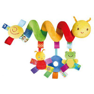 Worm Style Spiral Toy for Baby