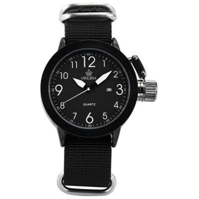 MG.ORKINA ORKINA081311 Cloth Band Men Watch
