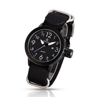 MG.ORKINA ORKINA081311 Cloth Band Men WatchMens Watches<br>MG.ORKINA ORKINA081311 Cloth Band Men Watch<br><br>Band material: Cloth<br>Band size: 25 x 2cm<br>Brand: MG.ORKINA<br>Case material: Alloy<br>Clasp type: Pin buckle<br>Dial size: 4.2 x 4.2 x 1.1cm<br>Display type: Analog<br>Movement type: Quartz watch<br>Package Contents: 1 x Watch<br>Package size (L x W x H): 27.00 x 6.20 x 3.10 cm / 10.63 x 2.44 x 1.22 inches<br>Package weight: 0.0800 kg<br>Product size (L x W x H): 25.00 x 4.20 x 1.10 cm / 9.84 x 1.65 x 0.43 inches<br>Product weight: 0.0600 kg<br>Shape of the dial: Round<br>Watch mirror: Acrylic<br>Watch style: Fashion<br>Watches categories: Men