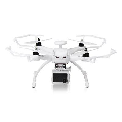 AOSENMA CG035 Double GPS RC Quadcopter - RTFRC Quadcopters<br>AOSENMA CG035 Double GPS RC Quadcopter - RTF<br><br>Age: Above 14 years old<br>Battery: 7.4V 3200mAh LiPo<br>Brand: AOSENMA<br>Built-in Gyro: 6 Axis Gyro<br>Channel: 4-Channels<br>Charging Time.: 180mins<br>Compatible with Additional Gimbal: Yes<br>Control Distance: Above 800m<br>Detailed Control Distance: 1000m<br>Diagonal Length: 45cm<br>Features: Camera, Radio Control, WiFi APP Control, WiFi FPV, Brushless Version<br>Flying Time: 18-20mins<br>FPV Distance: about 350m<br>Functions: Automatically Following, WiFi Connection, Up/down, Turn left/right, One Key Taking Off, One Key Landing, One Key Automatic Return, Hover, Headless Mode, Gimbal Control, Forward/backward, Fail-safe<br>Kit Types: RTF<br>Level: Intermediate Level<br>Material: Electronic Components, ABS/PS<br>Model: CG035<br>Model Power: Built-in rechargeable battery<br>Motor Type: Brushless Motor<br>Package Contents: 1 x Quadcopter ( Battery Included ), 1 x Transmitter, 1 x Mobile Phone Holder, 1 x Transmitter Strap, 1 x Mushroom Antenna, 1 x Camera Gimbal, 1 x Balance Charger, 1 x Screwdriver, 4 x Spare Propeller<br>Package size (L x W x H): 43.00 x 27.00 x 16.00 cm / 16.93 x 10.63 x 6.3 inches<br>Package weight: 1.7590 kg<br>Product size (L x W x H): 39.00 x 39.00 x 17.00 cm / 15.35 x 15.35 x 6.69 inches<br>Product weight: 0.5730 kg<br>Radio Mode: Mode 2 (Left-hand Throttle),WiFi APP<br>Remote Control: 2.4GHz Wireless Remote Control<br>Satellite System: GLONASS,GPS<br>Sensor: Optical Flow<br>Size: Large<br>Transmitter Power: 4 x 1.5V AA battery(not included)<br>Type: Indoor, Outdoor, Quadcopter<br>Video Resolution: 1080P Full HD