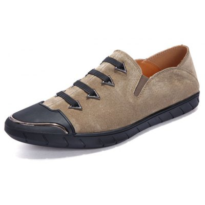 Male Soft Thin Light Contrasting Lace Casual Oxford ShoesMen's Oxford<br>Male Soft Thin Light Contrasting Lace Casual Oxford Shoes<br><br>Closure Type: Slip-On<br>Contents: 1 x Pair of Shoes, 1 x Box, 1 x Piece of Dustproof Paper<br>Decoration: Split Joint<br>Function: Slip Resistant<br>Materials: Rubber, Leather<br>Occasion: Tea Party, Party, Office, Casual, Shopping, Daily, Holiday<br>Outsole Material: Rubber<br>Package Size ( L x W x H ): 33.00 x 24.00 x 13.00 cm / 12.99 x 9.45 x 5.12 inches<br>Package Weights: 0.90kg<br>Pattern Type: Solid<br>Seasons: Autumn,Spring<br>Style: Modern, Leisure, Fashion, Comfortable, Casual<br>Toe Shape: Round Toe<br>Type: Casual Leather Shoes<br>Upper Material: Leather