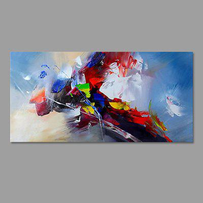 Buy COLORMIX Mintura Modern Abstract Hand-painted Oil Painting for $65.83 in GearBest store