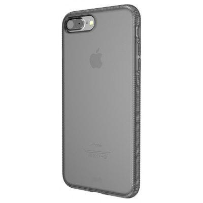 3 in 1 Matte Protective Case for iPhone 8 Plus