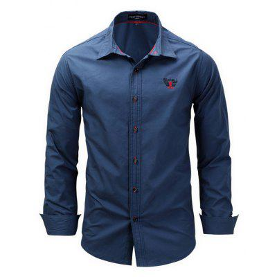 FREDD MARSHALL Bavlna Regular Fit Shirt