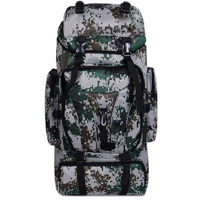 EVEVEME 0030 Water-resistant Nylon Climb Backpack