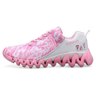 Female Outdoor Versatile Breathable Durable SneakersWomens Sneakers<br>Female Outdoor Versatile Breathable Durable Sneakers<br><br>Closure Type: Lace-Up<br>Contents: 1 x Pair of Shoes, 1 x Box<br>Decoration: Split Joint<br>Function: Slip Resistant<br>Lining Material: Mesh<br>Materials: Mesh, Rubber<br>Occasion: Sports, Shopping, Running, Riding, Basketball, Casual, Daily, Holiday, Outdoor Clothing<br>Outsole Material: Rubber<br>Package Size ( L x W x H ): 31.00 x 21.00 x 11.00 cm / 12.2 x 8.27 x 4.33 inches<br>Package Weights: 0.62kg<br>Seasons: Autumn,Spring<br>Style: Modern, Leisure, Fashion, Comfortable, Casual<br>Toe Shape: Round Toe<br>Type: Sports Shoes<br>Upper Material: Mesh