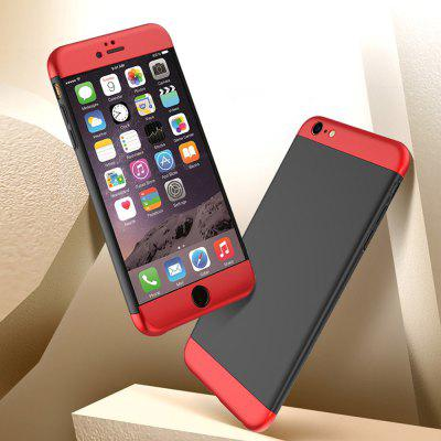 Naxtop Drop-proof Cover Case for iPhone 6S PlusiPhone Cases/Covers<br>Naxtop Drop-proof Cover Case for iPhone 6S Plus<br><br>Brand: Naxtop<br>Compatible for Apple: iPhone 6S Plus<br>Features: Anti-knock, Back Cover, Dirt-resistant, Shatter-Resistant Case<br>Material: PC<br>Package Contents: 1 x Case<br>Package size (L x W x H): 17.00 x 10.00 x 1.00 cm / 6.69 x 3.94 x 0.39 inches<br>Package weight: 0.0290 kg<br>Product size (L x W x H): 15.90 x 7.90 x 0.80 cm / 6.26 x 3.11 x 0.31 inches<br>Product weight: 0.0270 kg<br>Style: Modern