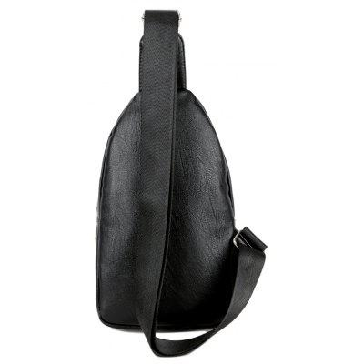Men Trendy Solid Color PU Crossbody Shoulder BagCrossbody Bags<br>Men Trendy Solid Color PU Crossbody Shoulder Bag<br><br>Features: Wearable<br>Gender: Men<br>Material: PU<br>Package Size(L x W x H): 18.00 x 2.00 x 30.00 cm / 7.09 x 0.79 x 11.81 inches<br>Package weight: 0.3200 kg<br>Packing List: 1 x Shoulder Bag<br>Product weight: 0.3000 kg<br>Style: Business, Fashion<br>Type: Shoulder bag