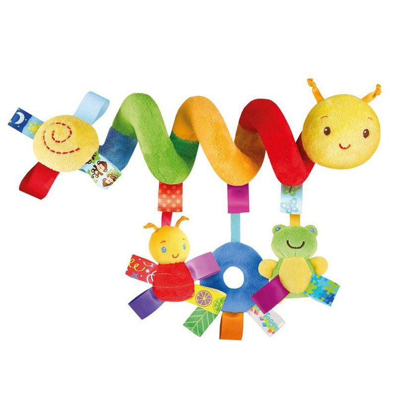 Buy Worm Style Spiral Toy Baby COLORMIX