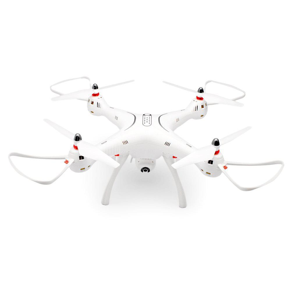 SYMA X8 Pro GPS Brushed RC Quadcopter - RTF - WHITE