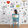 Buy LAIMA DIY Home Decor Cute Cat Wallpaper Wall Sticker COLORFUL