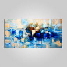 Mintura MT160415 Abstract Pattern Canvas Oil Painting