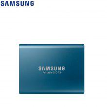 Samsung T5 Portable SSD with USB 3.1 / Hardware Encryption