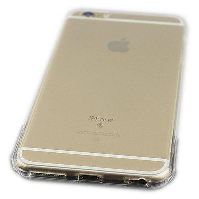 Slim TPU PC Phone Case Cover for iPhone 6s Plus / 6s Plus