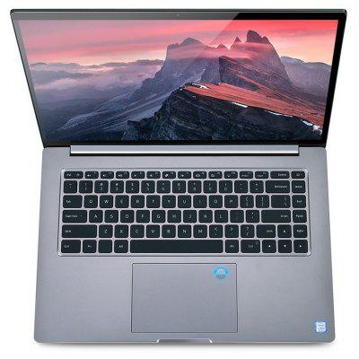 Xiaomi Mi Notebook Pro Fingerprint Recognition - DEEP GRAY CORE I7 16GB + 256GB