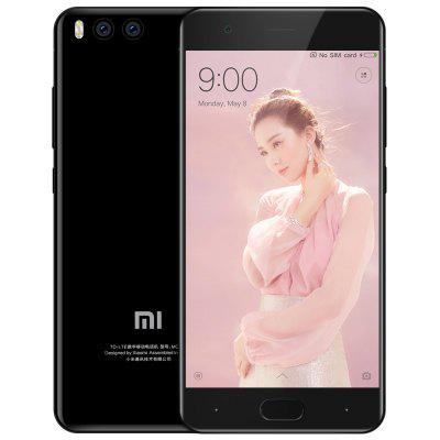 Xiaomi Mi6 6/64GB Black UK Plug