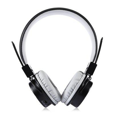 B13 Colorful Sports Wireless Stereo Bluetooth HeadsetEarbud Headphones<br>B13 Colorful Sports Wireless Stereo Bluetooth Headset<br><br>Application: Sport<br>Battery Type: Built-in<br>Battery Types: 80mAh Li-ion Battery<br>Bluetooth: Yes<br>Bluetooth distance: W/O obstacles 10m<br>Bluetooth mode: Hands free<br>Bluetooth protocol: A2DP,AVRCP,HFP,HSP<br>Bluetooth Version: V4.1<br>Cable Length (m): 1.2m<br>Charging Time.: 2 - 3h<br>Color: Gray<br>Compatible with: Computer, Mobile phone<br>Connectivity: Wireless<br>External Memory: SD card<br>Features: Cool<br>FM radio: Yes<br>Frequency response: 20-20000Hz<br>Function: Bluetooth, Voice Prompt, Microphone, Song Switching, Sweatproof, FM function, Voice control, Answering Phone<br>Impedance: 32ohms<br>Language: English<br>Material: PC<br>Model: B13<br>Music Time: above 6h<br>Package Contents: 1 x Bluetooth Headset, 1 x 3.5mm Audio Cable, 1 x USB Charging Cable, 1 x English User Manual<br>Package size (L x W x H): 13.50 x 6.80 x 18.50 cm / 5.31 x 2.68 x 7.28 inches<br>Package weight: 0.1250 kg<br>Plug Type: 3.5mm<br>Product size (L x W x H): 15.00 x 3.50 x 20.00 cm / 5.91 x 1.38 x 7.87 inches<br>Product weight: 0.0950 kg<br>Sensitivity: 93dB<br>SNR: 93dB<br>Standby time: 10 - 12h<br>Talk time: above 7h<br>Type: Over-ear<br>Wearing type: Headband