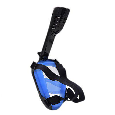 Aileap SNK01 Durable Full Dry Type Diving MaskDiving<br>Aileap SNK01 Durable Full Dry Type Diving Mask<br><br>Brand: Aileap<br>Material: Plastic, PVC, Silicone<br>Package Content: 1 x Diving Mask, 1 x Breathing Tube, 1 x Sport Camera Stand, 1 x Sports Camera Mounting Screw Kit, 1 x Decorative Cover, 1 x English Manual, 1 x Accessory Bag<br>Package size (L x W x H): 22.70 x 17.00 x 11.50 cm / 8.94 x 6.69 x 4.53 inches<br>Package weight: 0.6000 kg<br>Product weight: 0.5450 kg<br>Size: S / M<br>Type: Full Mask