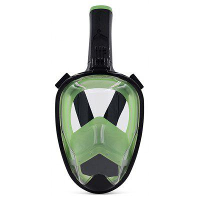 Aileap SNK01 Durable Full Dry Type Diving Mask
