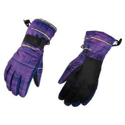 Pair of Unisex Windproof Warm-keeping Gloves