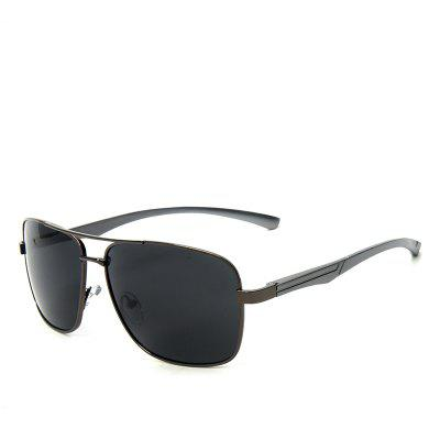 TOMYE P1020 Male Polarized Resin Lens Sunglasses
