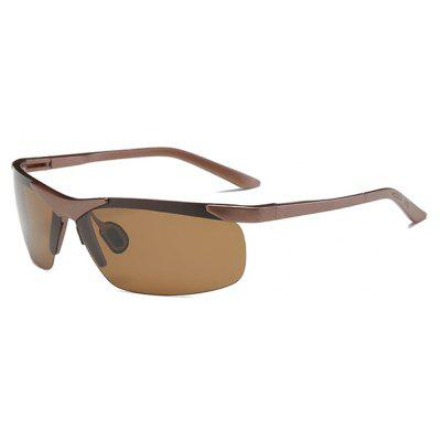 SENLAN 6806 Trendy Unisex Anti UV Sunglasses